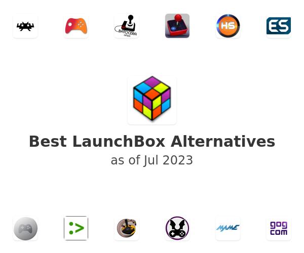Best LaunchBox Alternatives