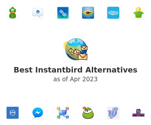 Best Instantbird Alternatives
