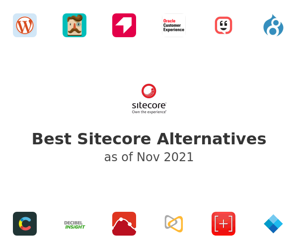 Best Sitecore Alternatives