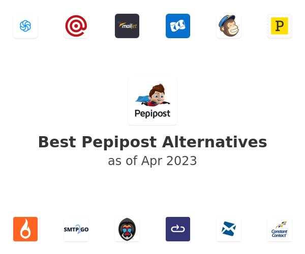Best Pepipost Alternatives
