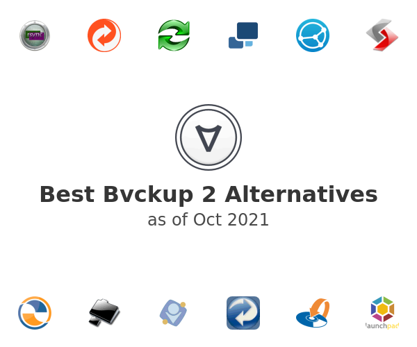 Best Bvckup 2 Alternatives