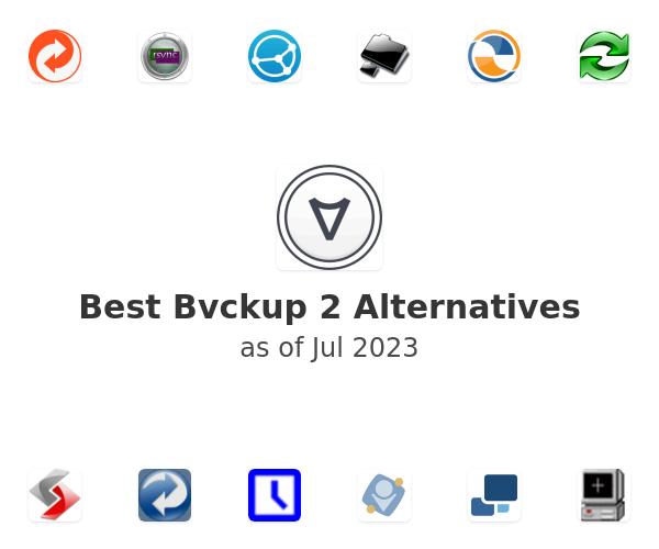 Best Bvckup 2 Alternatives