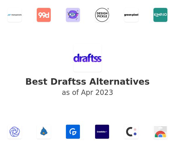 Best Draftss Alternatives