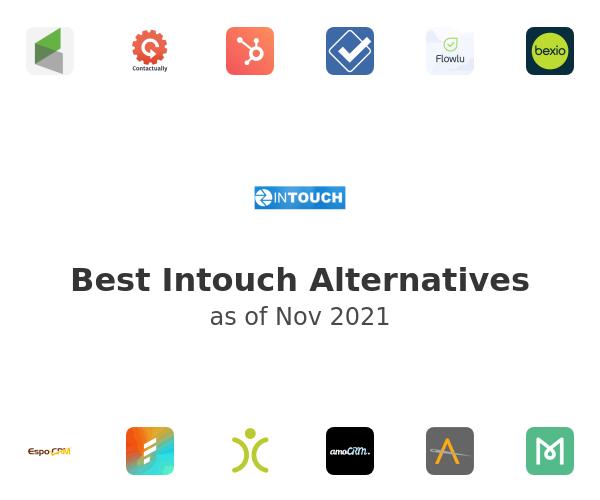 Best Intouch Alternatives