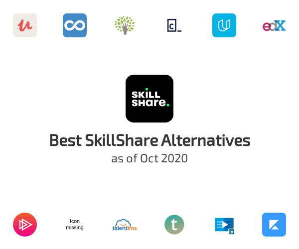 Best SkillShare Alternatives