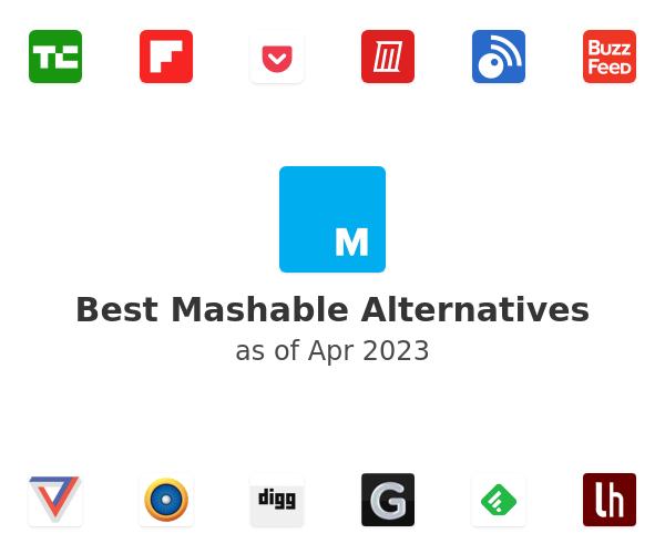 Best Mashable Alternatives