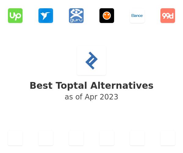 Best Toptal Alternatives