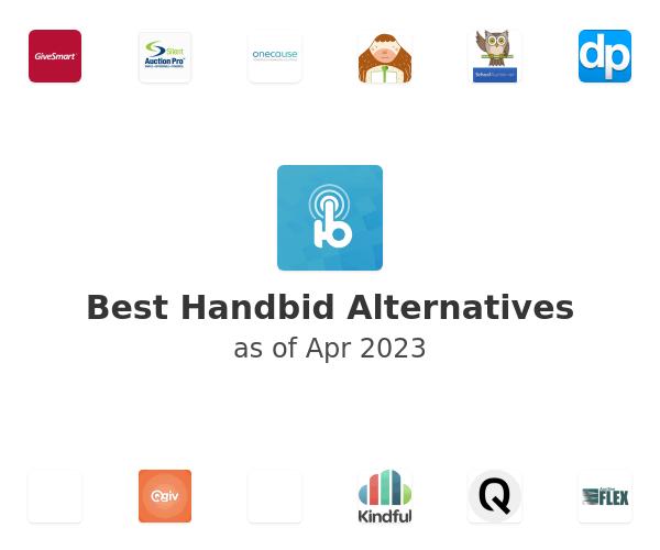 Best Handbid Alternatives