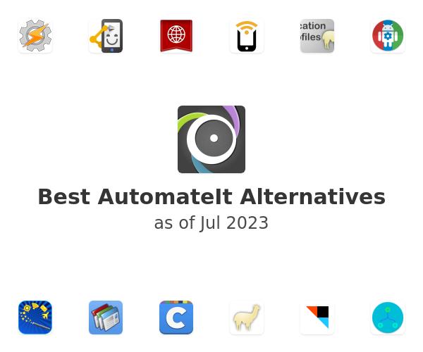 Best AutomateIt Alternatives