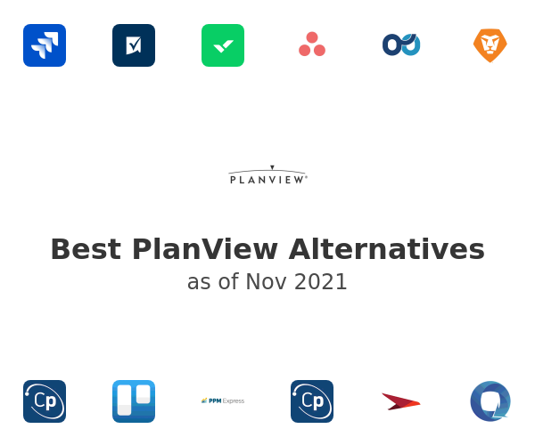 Best PlanView Alternatives