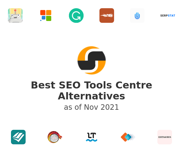 Best SEO Tools Centre Alternatives