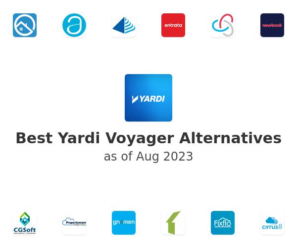 Best Yardi Voyager Alternatives