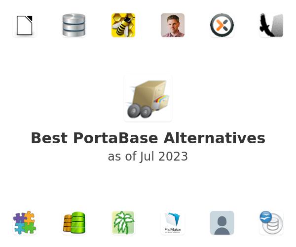 Best PortaBase Alternatives