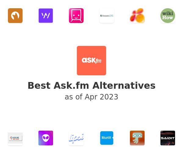 Best Ask.fm Alternatives