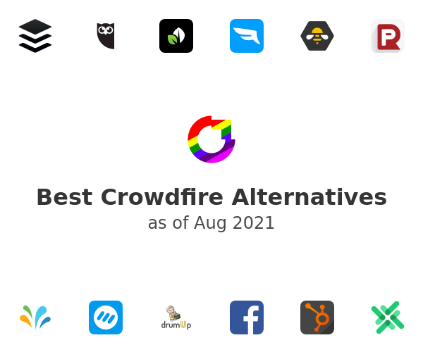 Best Crowdfire Alternatives