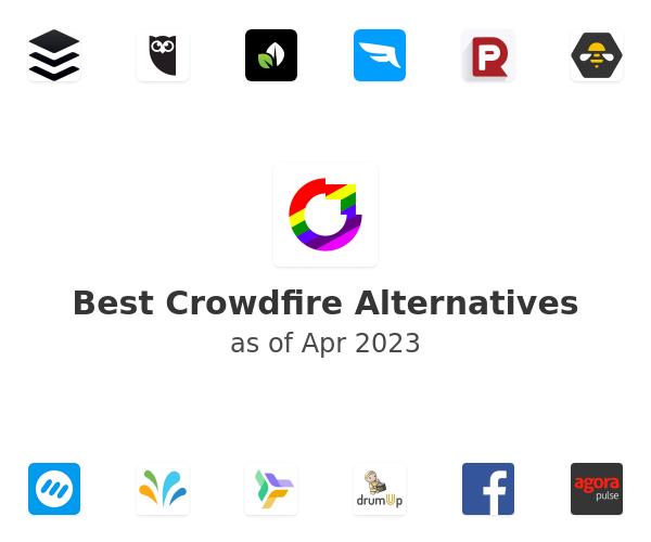 Best Crowdfire Alternatives
