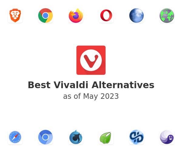 Best Vivaldi Alternatives