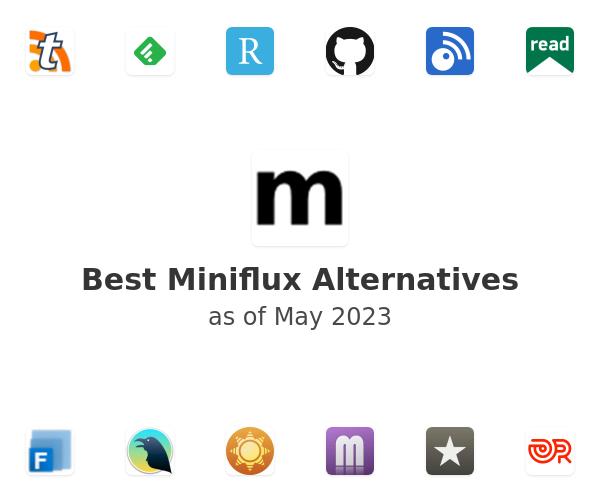 Best Miniflux Alternatives
