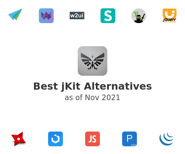 Best jKit Alternatives