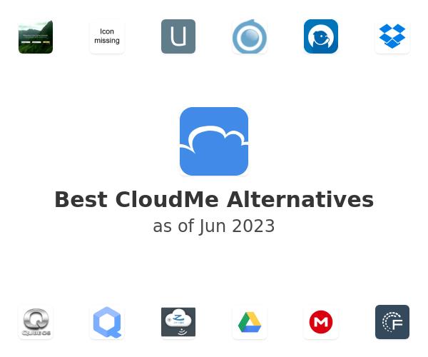 Best CloudMe Alternatives