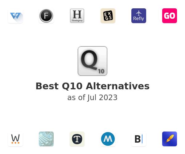 Best Q10 Alternatives
