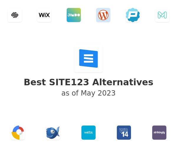 Best SITE123 Alternatives