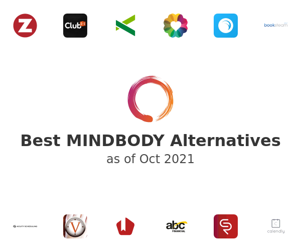 Best MINDBODY Alternatives