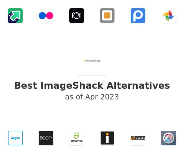 Best ImageShack Alternatives
