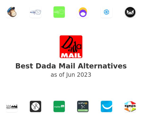 Best Dada Mail Alternatives