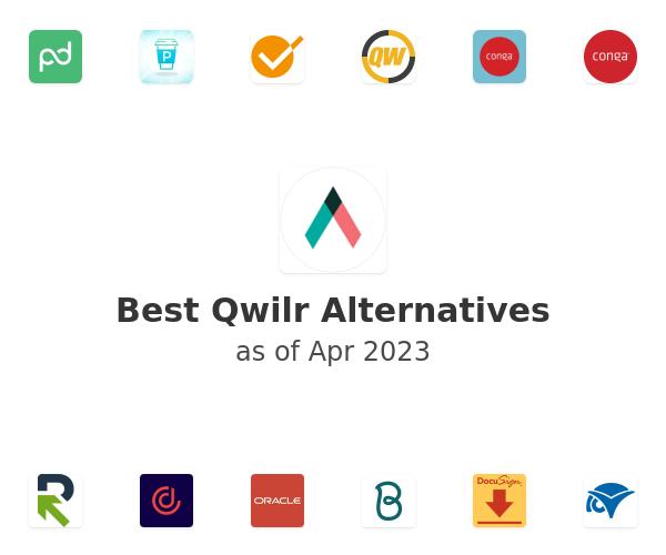 Best Qwilr Alternatives