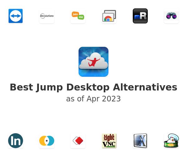Best Jump Desktop Alternatives