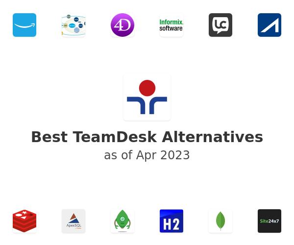 Best TeamDesk Alternatives