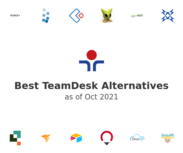 Best TeamDesk Alternatives