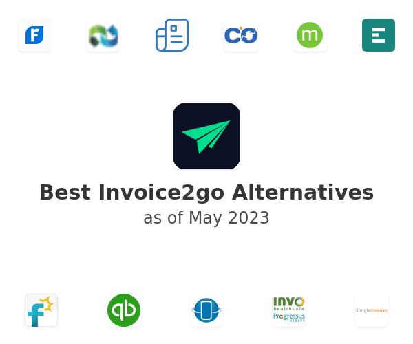 Best Invoice2go Alternatives