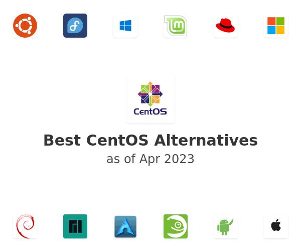 Best CentOS Alternatives
