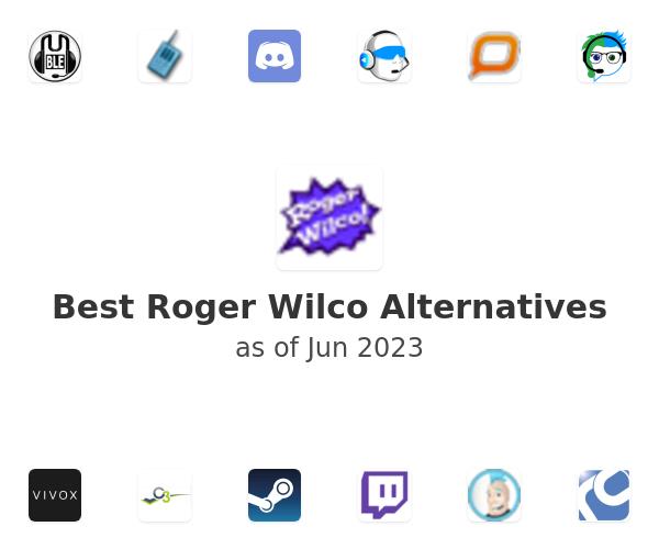 Best Roger Wilco Alternatives
