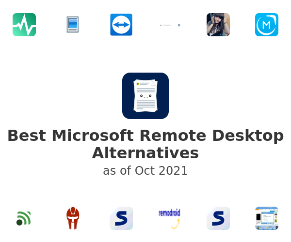 Best Microsoft Remote Desktop Alternatives