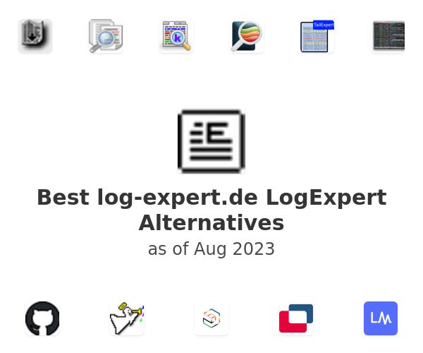 Best LogExpert Alternatives