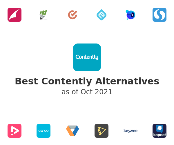 Best Contently Alternatives