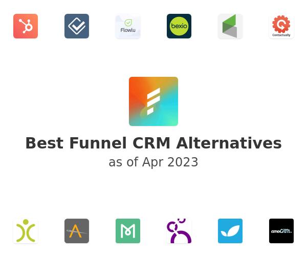 Best Funnel CRM Alternatives