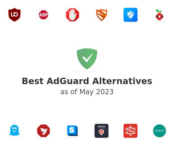 Best Adguard Alternatives