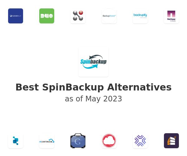Best SpinBackup Alternatives