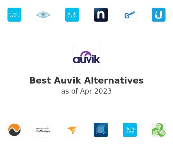 Best Auvik Alternatives
