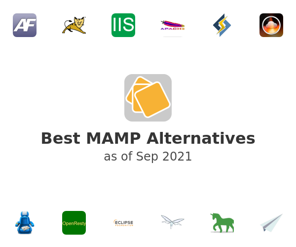Best MAMP Alternatives