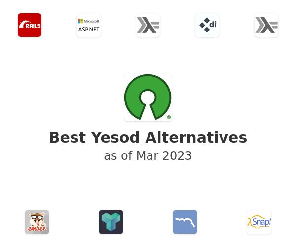 Best Yesod Alternatives