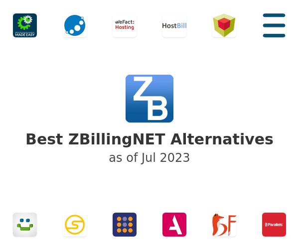 Best ZBillingNET Alternatives