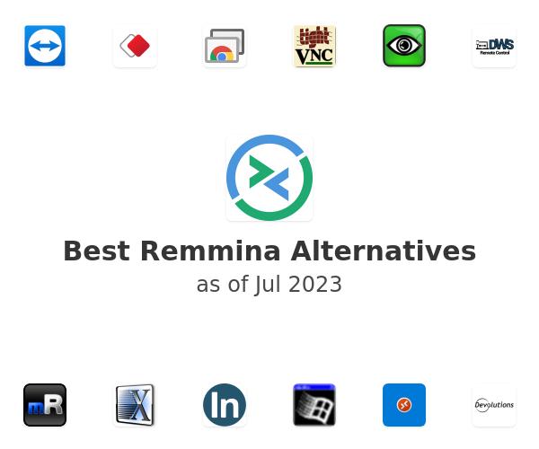 Best Remmina Alternatives