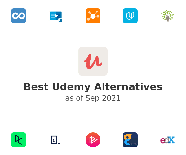 Best Udemy Alternatives