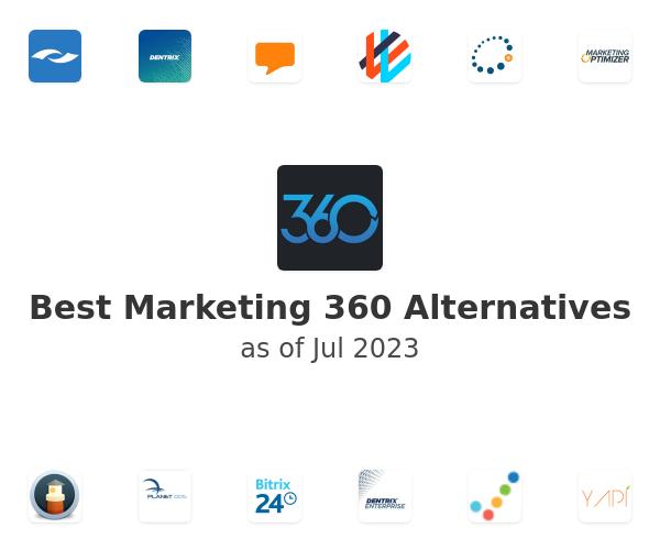Best Marketing 360 Alternatives