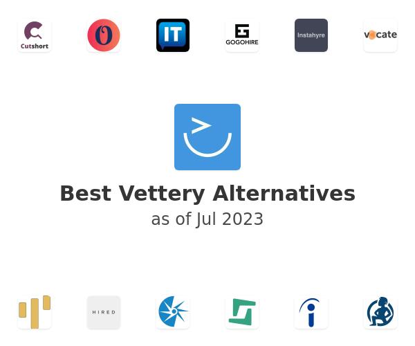 Best Vettery Alternatives